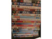 Adam sander dvd collection