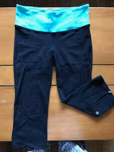 selection of lululemon athletica clothing ALL SIZE 6