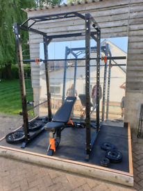 Used standard multi gyms for sale gumtree