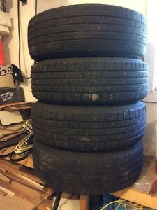 4 all season tires on rims +wheel covers 195 65 15