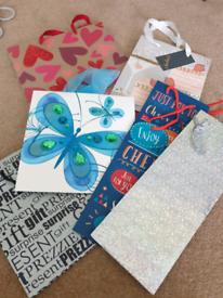 Gift Bag Selection