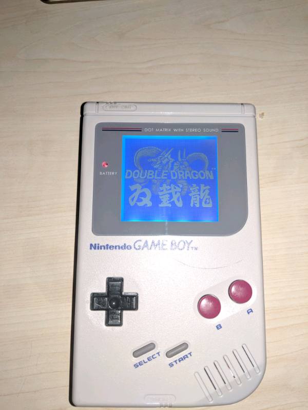Gameboy  Backlight  Bivert  Glass lens installed | in Braintree, Essex |  Gumtree