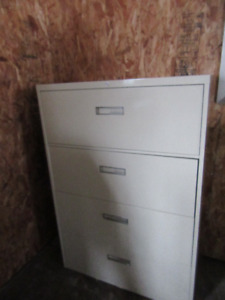 2 Metal cabinets ( great for tool storage ) $40 each