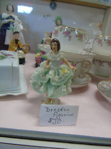 Dresden Figurine (small) Peterborough Peterborough Area image 1