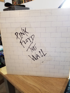 1979 Pink Floyd the Wall LP