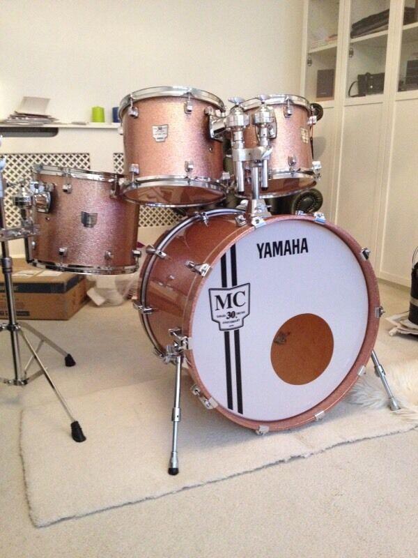 Yamaha Maple Custom Th Anniversary