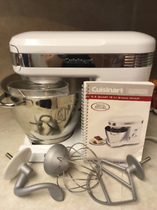 New Cuisinart Mixer