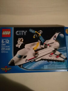 Lego City Space Shuttle