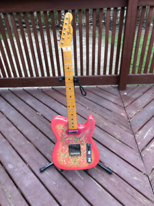 1985 Fender Paisley Telecaster