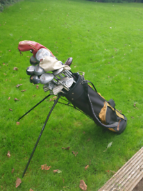 Golf clubs Clear out - Bag included