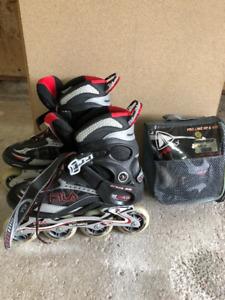 Patin à roues alignées rollerblade à vendre