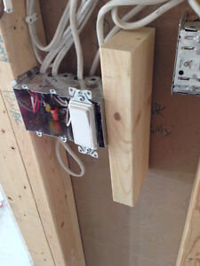 Wiring, Electrical Wiring, Home and basement wiring, 220 VAC and