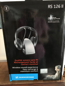 Wireless Headphones Sennheiser