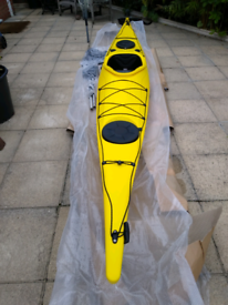 Sea Fishing Touring Kayak Never Been Used