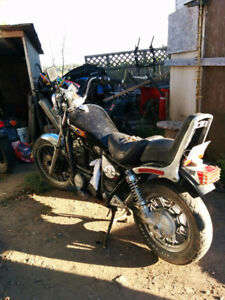 Honda Shadow VT 750 for sale