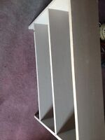 Small bookcase. Solid wood