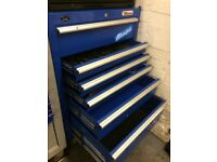 Tool box/ Cabinet/ roll cab Tool Marque, no Snap on