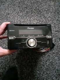 Vauxhall corsa car radio