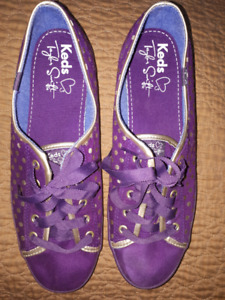 SOLD PPU Keds Taylor Swift Sneakers Size 9
