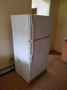 Delivered fridge