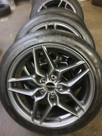 """19"""" Infiniti Q30 Alloy Wheels fit bmw 5,6 series g30 ..."""
