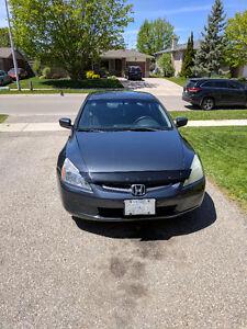 2005 Honda Accord LX V6 Sedan