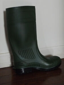 New Rubber Boots Size 8,9 & 10