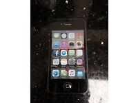 Apple I phone 4 on 02