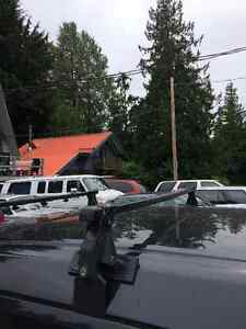 Roof rack-bars Whistler/ Vancouver