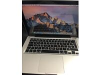 "MacBook Pro 2012 13"" Core i5 2.5GHz 4GB RAM 500GB HDD"