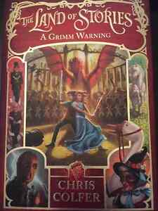 The Land of Stories - a Grimm warning