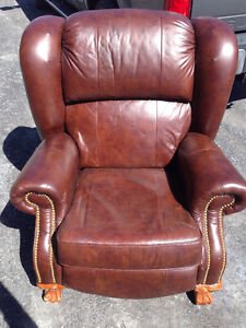 Fauteuil, inclinable