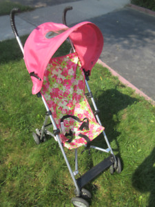 Cosco umbrella stroller in excellent condition
