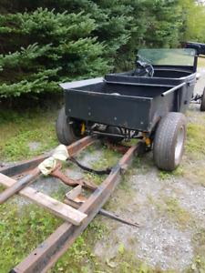 1934 rat rod pick up project