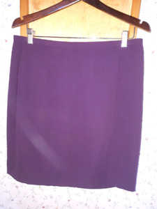 NEW!! Great for Work!  2 Size 16 Dressbarn satin lined skirts!