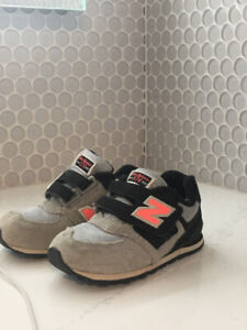 New Balance Running Shoes toddler size 8