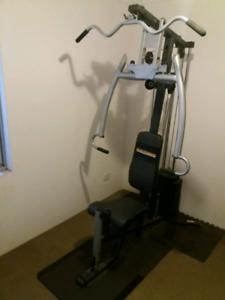Exercise gym machine