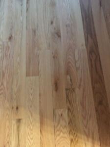 66' of Oak Hardwood, $150.00 O.B.O.