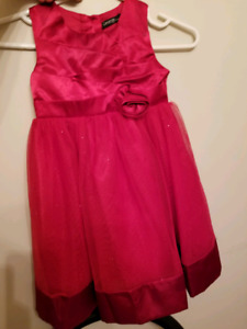 Girls size 4 party/special event dress