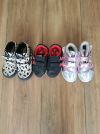 Baby Girls Bundle Shoes