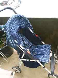 Light weight Costco stroller  Cambridge Kitchener Area image 2