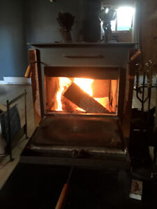 RSF stove for sale, needs welding