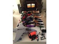 HUGE COLLECTION OF ACTION MAN LOTS AND LOTS