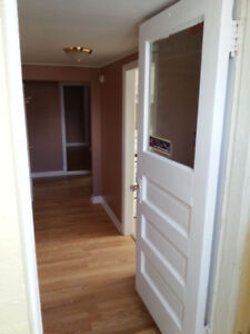 Beautiful Above Ground Two Bedroom - 1 May-Heat included