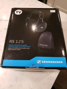 SENNHEISER RS 125 headphones