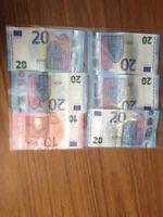 Echange mes 110€ contre 175$CAD