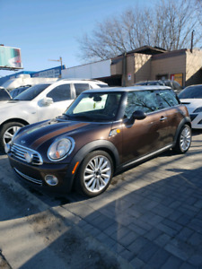 2010 MINI Cooper Mayfair Edition Coupe (2 door), No accident
