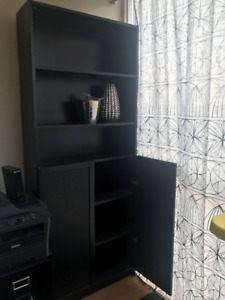 IKEA bookscase, desk, TV bench, shelf, wine rack! FOR SALE!
