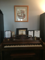 Piano and Theory Teacher In Leduc-Over 25 years Experience
