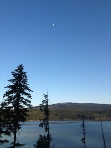 16 Acres semi waterfront property on SHUSWAP LAKE